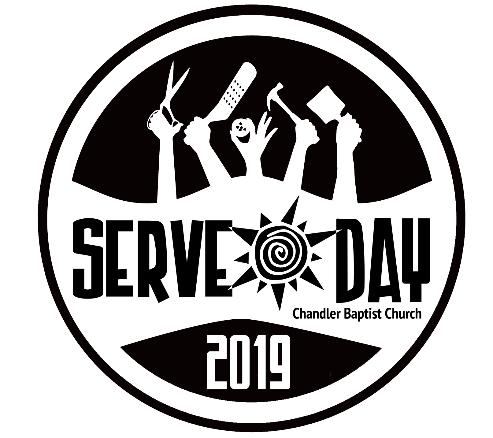 Serve Sunday
