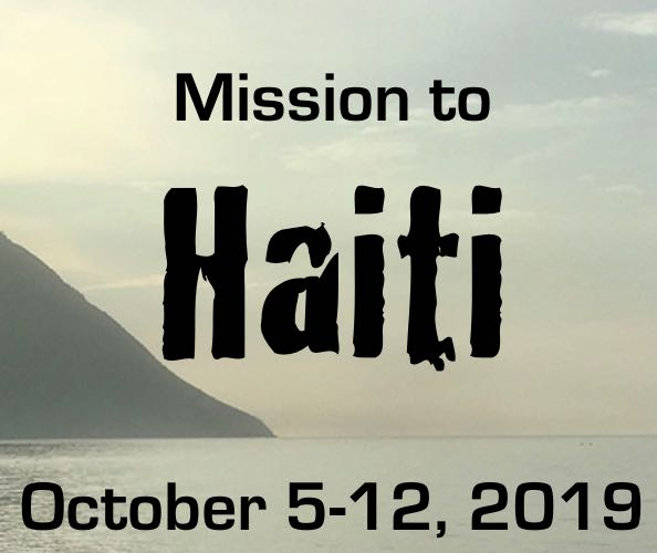 Haiti Mission Trip 2019