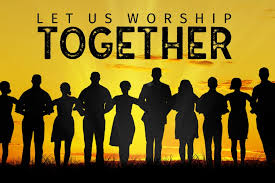 In-person and virtual worship each Sunday